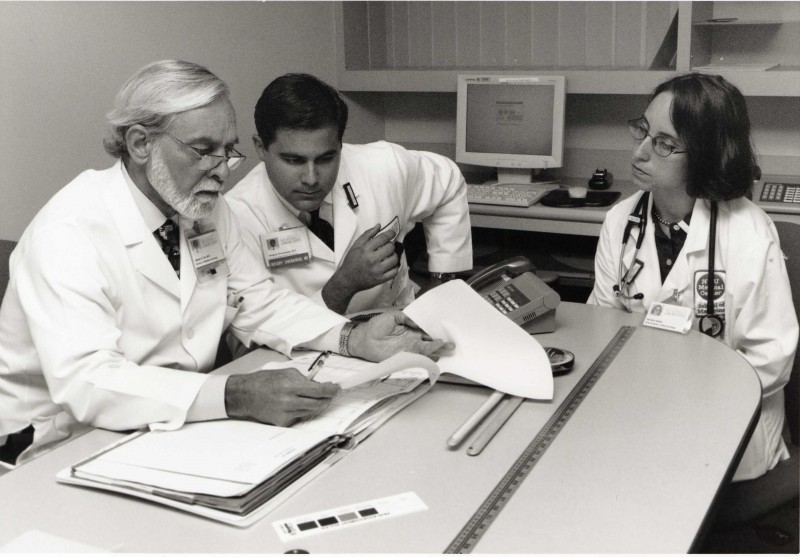 Dr. James Cox at The University of Texas M.D. Anderson Cancer Center