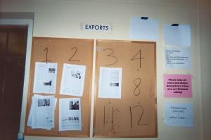 export board