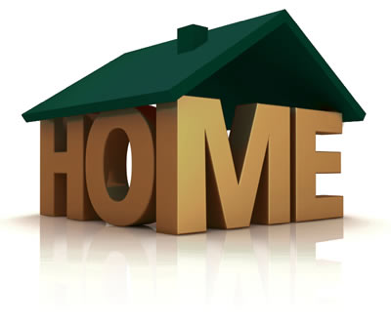 """Illustration of the concept of """"home"""""""